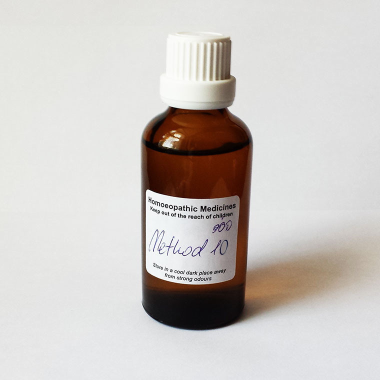 Urticaria Hives – NATURAL HOMEOPATHIC – Method 10 – 50ml